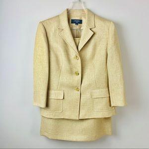 NEW! Jones Wear Two Piece Suit Skirt (NWOT)